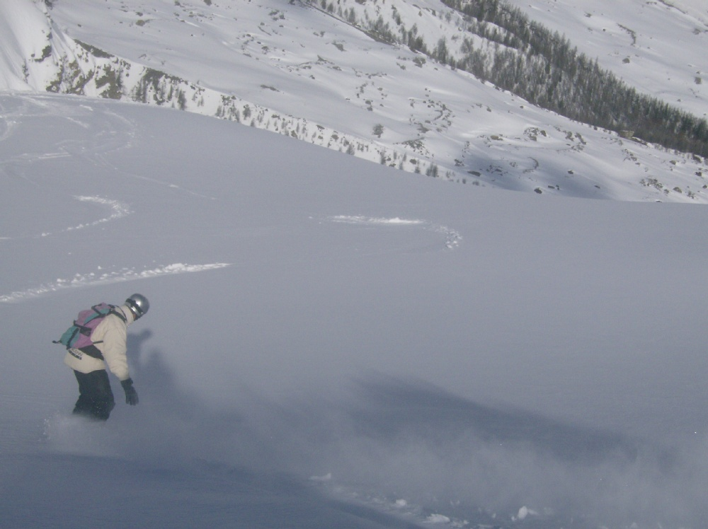 Courmayeur ARP imbocco canale
