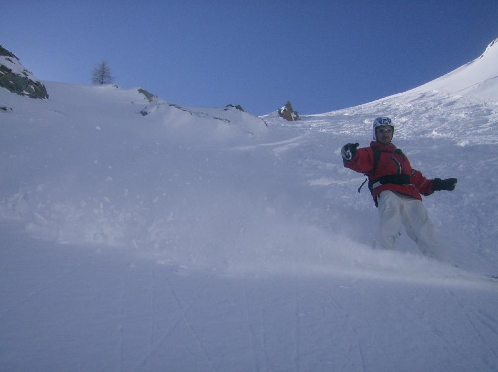 Courmayeur ARP riding powder