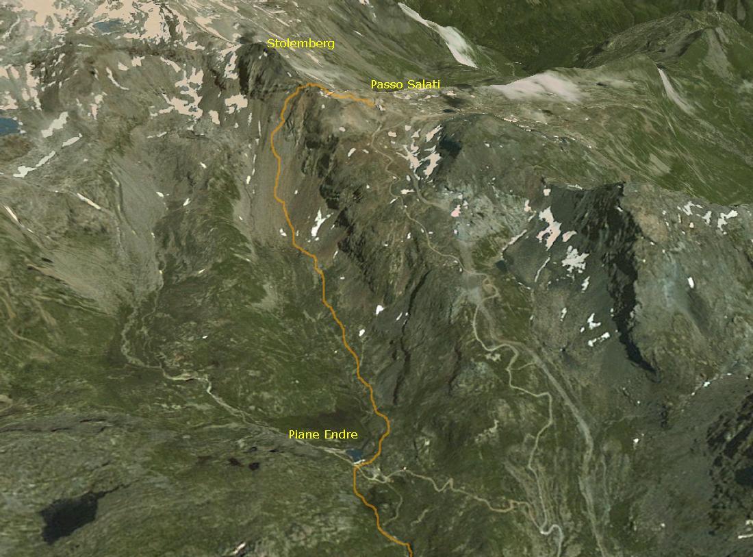 Mappa Stolemberg Endre